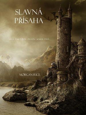 cover image of Slavná Přísaha