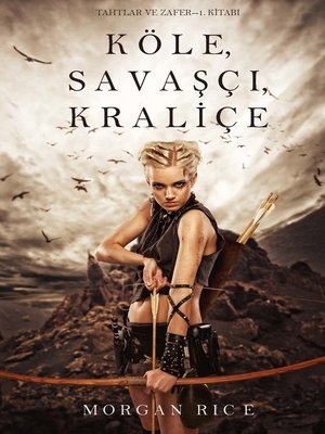 cover image of Köle, Savaşçı, Kraliçe