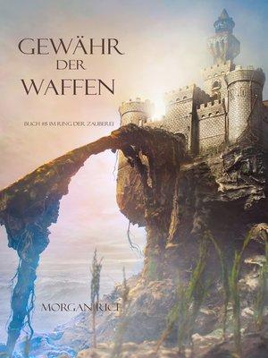 cover image of Gewähr Der Waffen