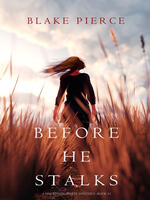 cover image of Before He Stalks