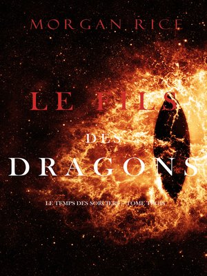 cover image of Le Fils des Dragons