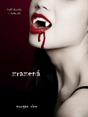 cover image of Zrazená