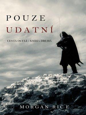 cover image of Pouze udatní