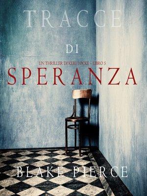 cover image of Tracce di Speranza