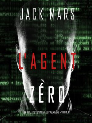 cover image of L'Agent Zéro
