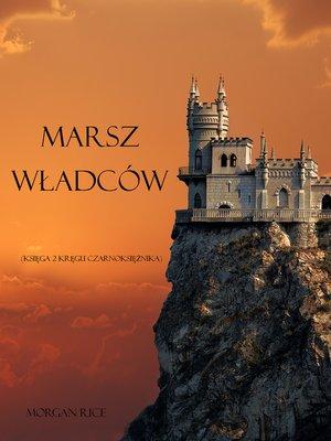 cover image of Marsz Władców