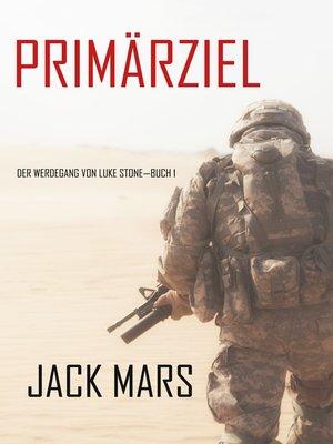 cover image of Primärziel