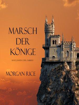 cover image of Marsch der Könige