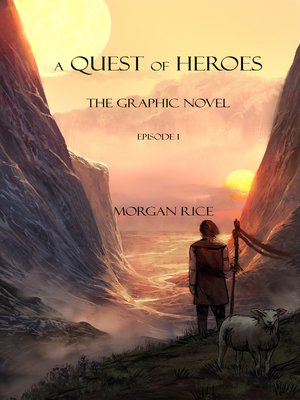 cover image of A Quest of Heroes: The Graphic Novel, Issue 1