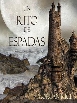 cover image of Un Rito De Espadas