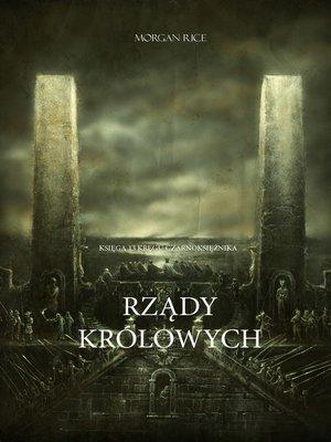 cover image of Rządy Królowych
