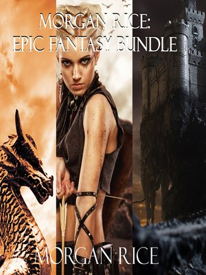 cover image of Morgan Rice: Epic Fantasy Bundle