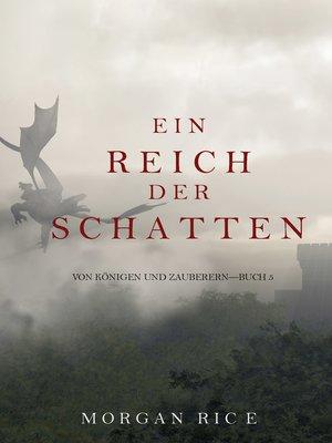 cover image of Ein Reich der Schatten