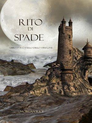 cover image of Rito Di Spade