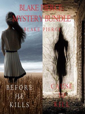 cover image of Blake Pierce: Mystery Bundle
