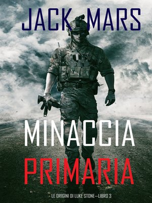 cover image of Minaccia Primaria