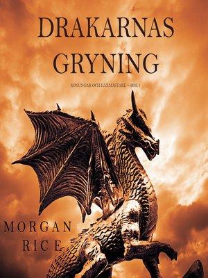 cover image of Drakarnas Gryning