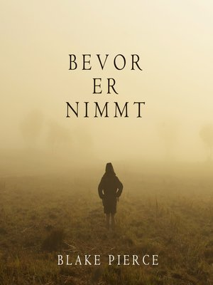 cover image of Bevor Er Nimmt