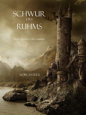 cover image of Schwur des Ruhms
