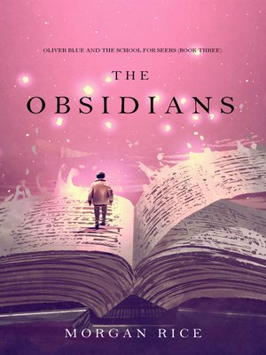 cover image of The Obsidians