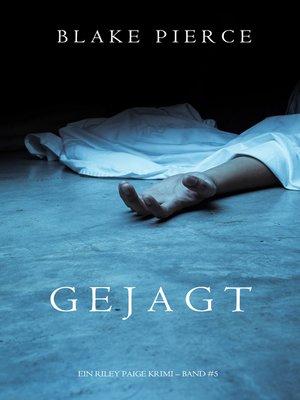 cover image of Gejagt