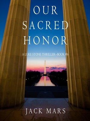 cover image of Our Sacred Honor