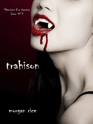 cover image of Trahison