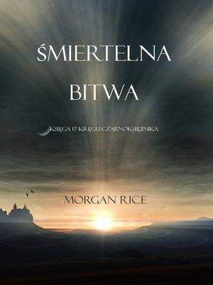 cover image of Śmiertelna Bitwa