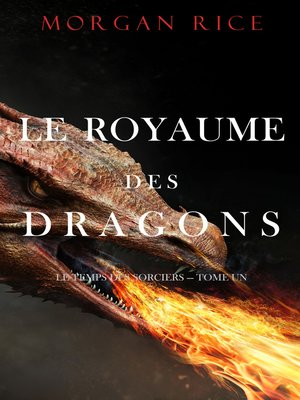 cover image of Le Royaume des Dragons