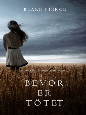 cover image of Bevor er Tötet