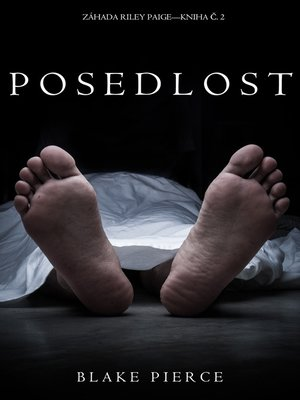 cover image of Posedlost