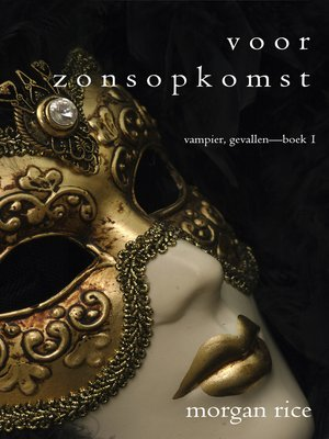 cover image of Voor Zonsopkomst