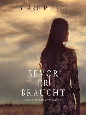 cover image of Bevor Er Braucht