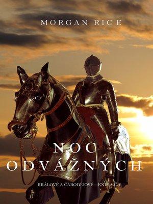 cover image of Noc Odvážných