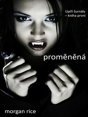 cover image of Proměněná