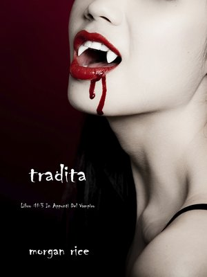 cover image of Tradita