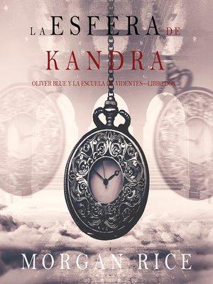 cover image of La Esfera de Kandra