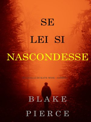 cover image of Se lei si nascondesse