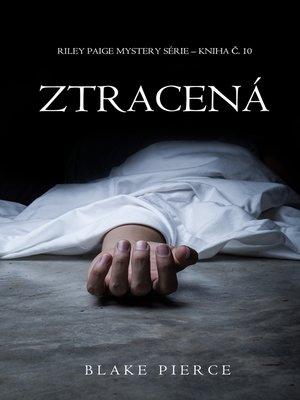 cover image of Ztracená