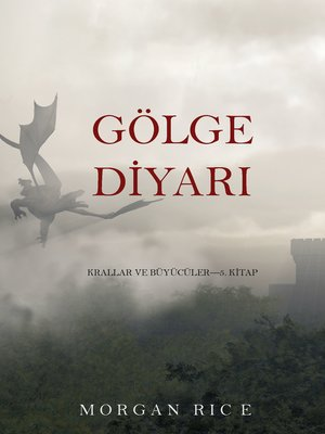 cover image of Gölge Diyarı