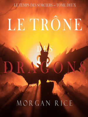 cover image of Le Trône des Dragons