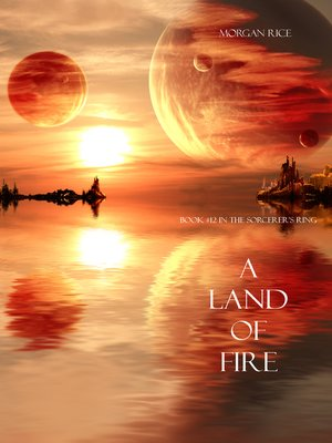 cover image of A Land of Fire