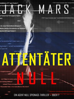 cover image of Attentäter Null