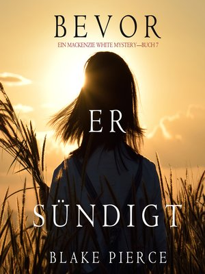 cover image of Ehe Er Sündigt