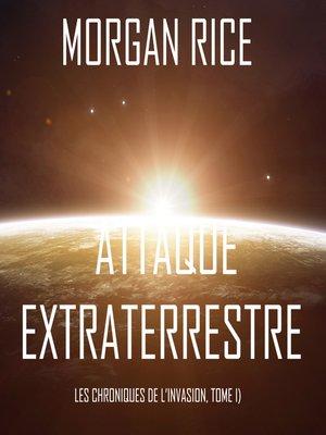 cover image of Attaque Extraterrestre