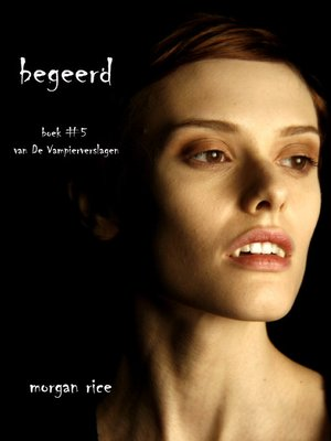 cover image of Begeerd