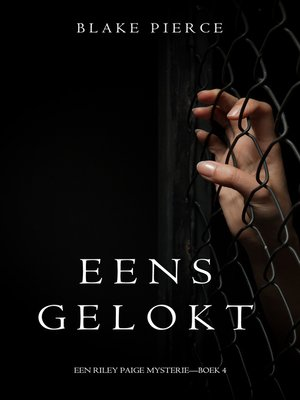 cover image of Eens gelokt
