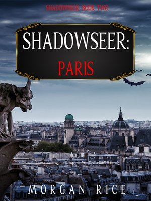 cover image of Shadowseer: Paris
