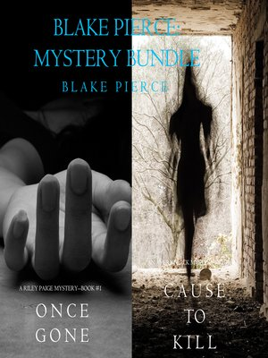 cover image of Blake Pierce: Mystery Bundle