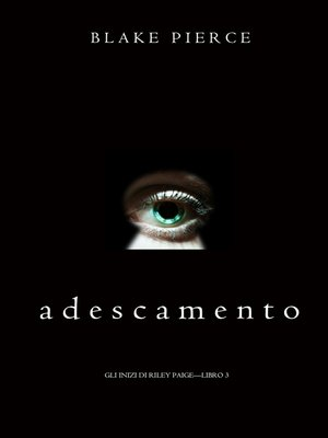 cover image of Adescamento